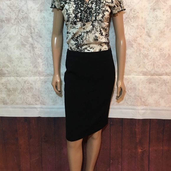18a062a285 Versace Skirts | Vintage Gianni Couture Wool Skirt | Poshmark